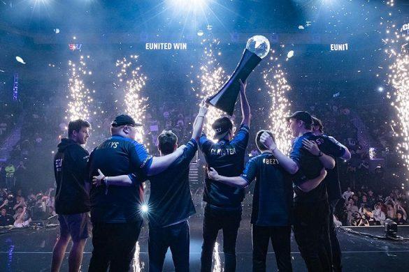 eUnited lift CWL trophy