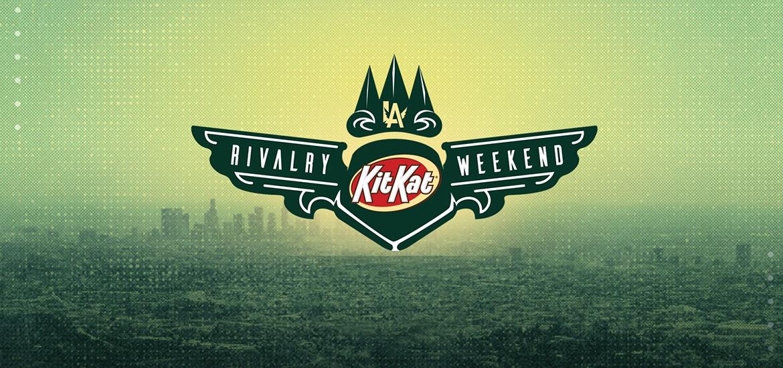 Kit Kat Rivalry Weekend