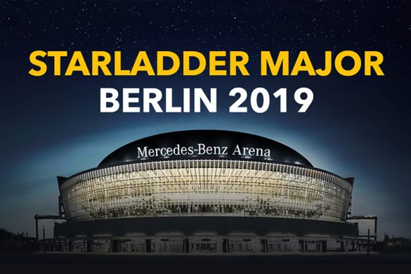 Starladder Major Poster