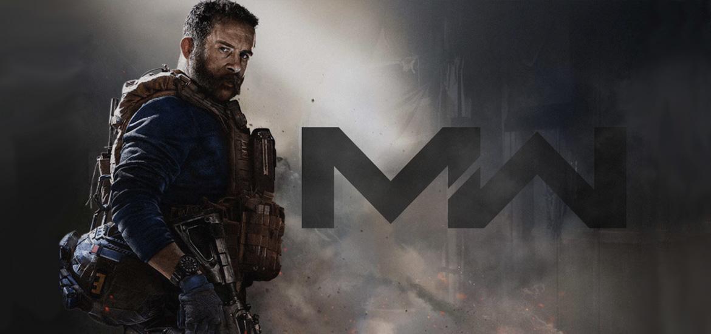 Modern Warfare - Lt Price