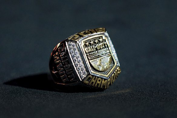 Call of Duty Champions Ring