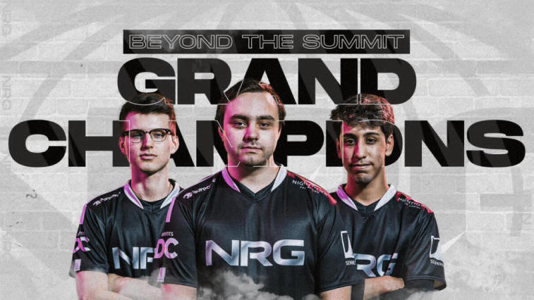 NRG esports Rocket league Turbopolsa