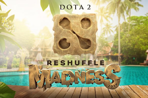 Dota 2 Reshuffle Madness