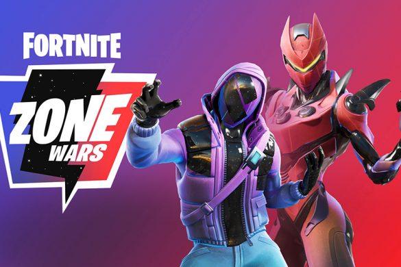 Fortnite Zone Wars