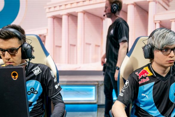 Cloud 9 couldn't secure a win against G2, even with a last-minute substitution