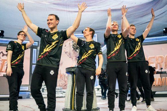G2 were the only European team to escape the Worlds 2019 Quarterfinals
