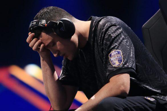 FIFA 20 Kurt Fenech Banned