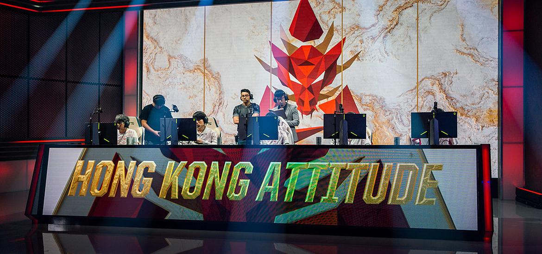 Hong Kong Attitude