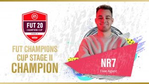 Nraseck win FUT Champions Cup Stage 2