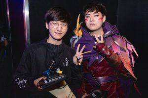Last Year's All-Star Event saw the game's best and brightest enjoy cosplay and alternate game modes