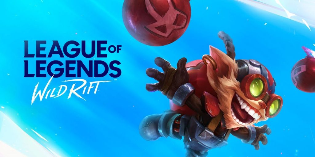 League Of Legends Wild Rift Mobile Esports 2020