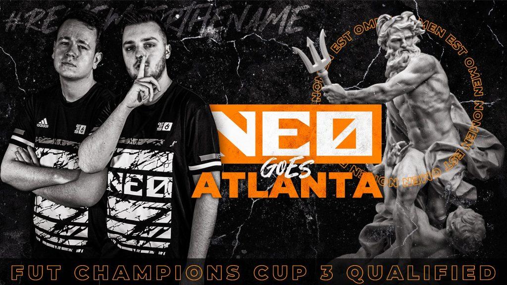 "FUT Champions Cup 3 Rebel Stokes Spencer ""Gorilla"" Ealing NEO Atlanta"