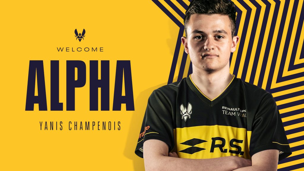 Renault Vitality Sign Alpha54 RLCS Season 9 Transfer Round-up RLCS Season 9 Transfer