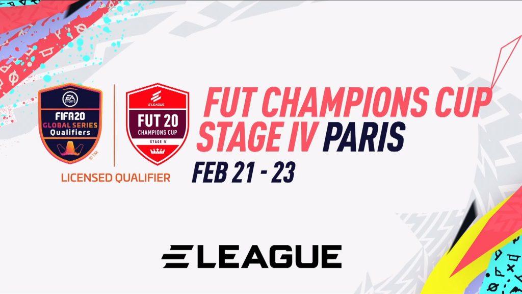 FUT Champions Cup Stage 4 Paris