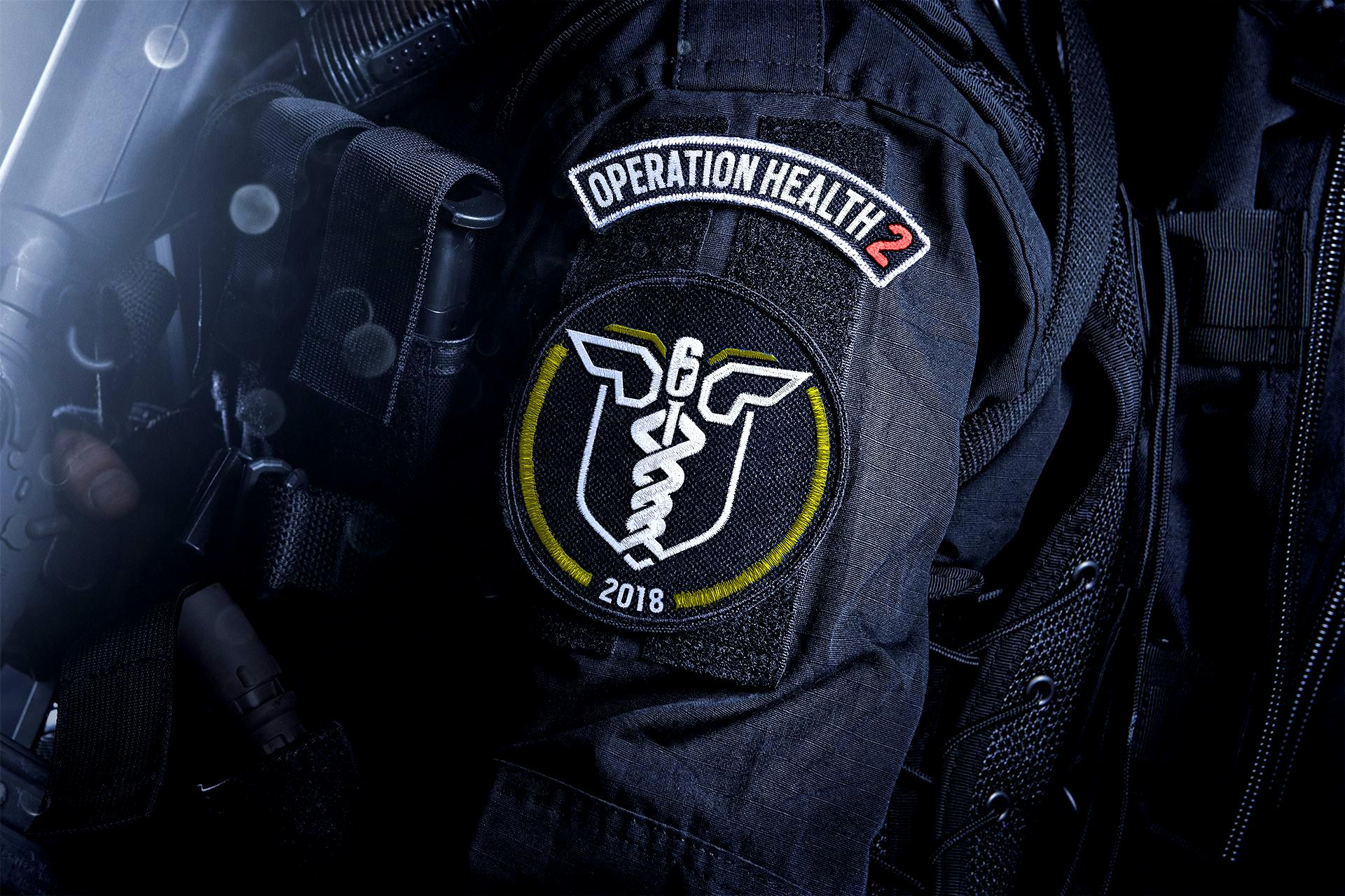 Rainbow Six Siege Operation Health 2