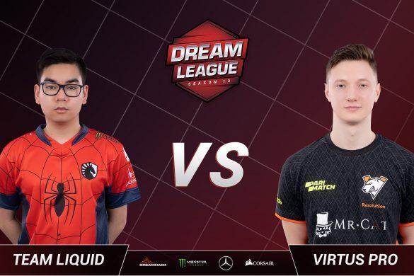 Virtus.Pro Team Liquid DreamLEague DreamHack Leipzig Major