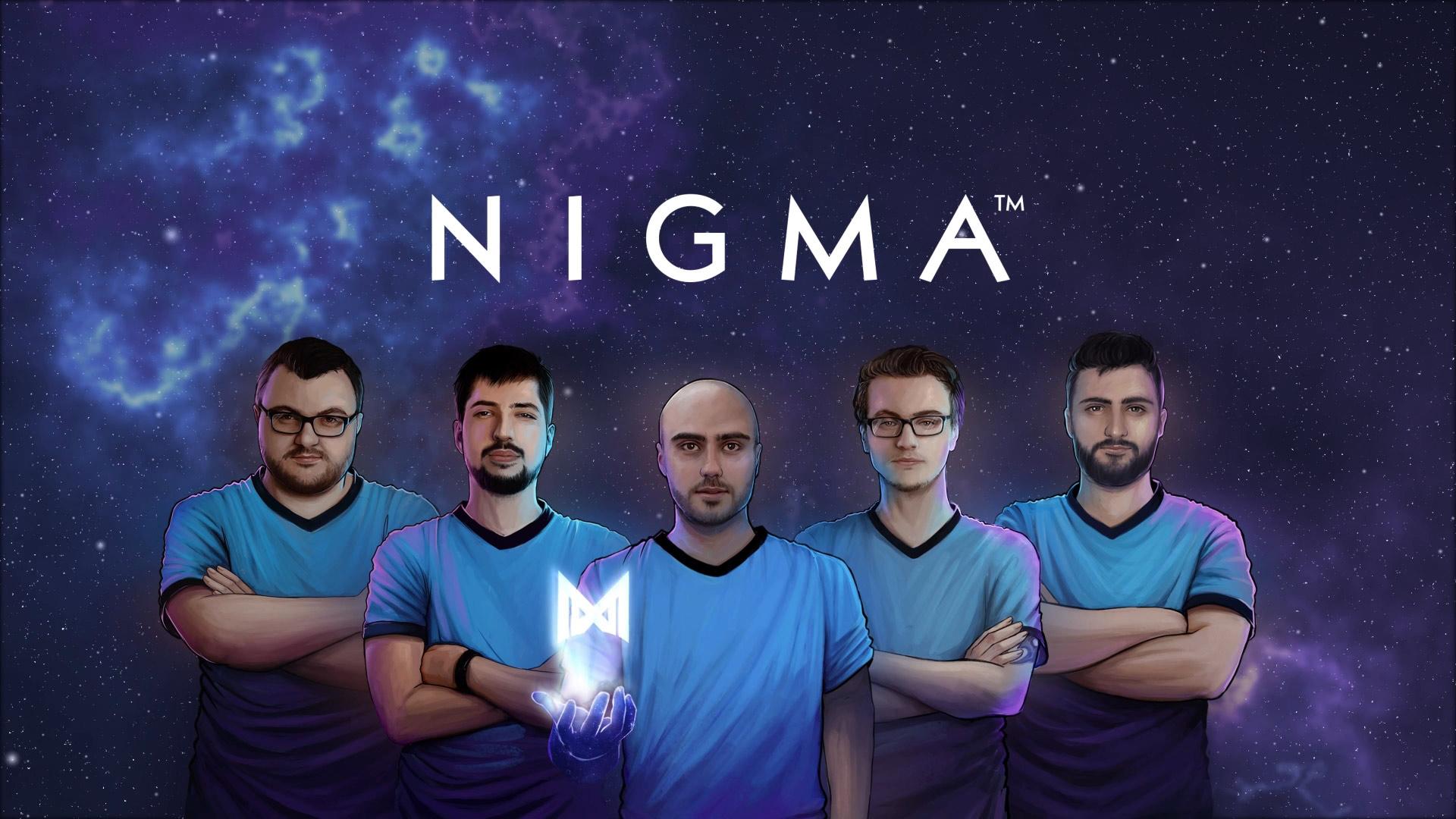 Dota2 Nigma