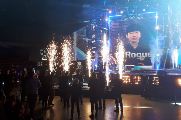 Rogue victorious at IEM Katowice