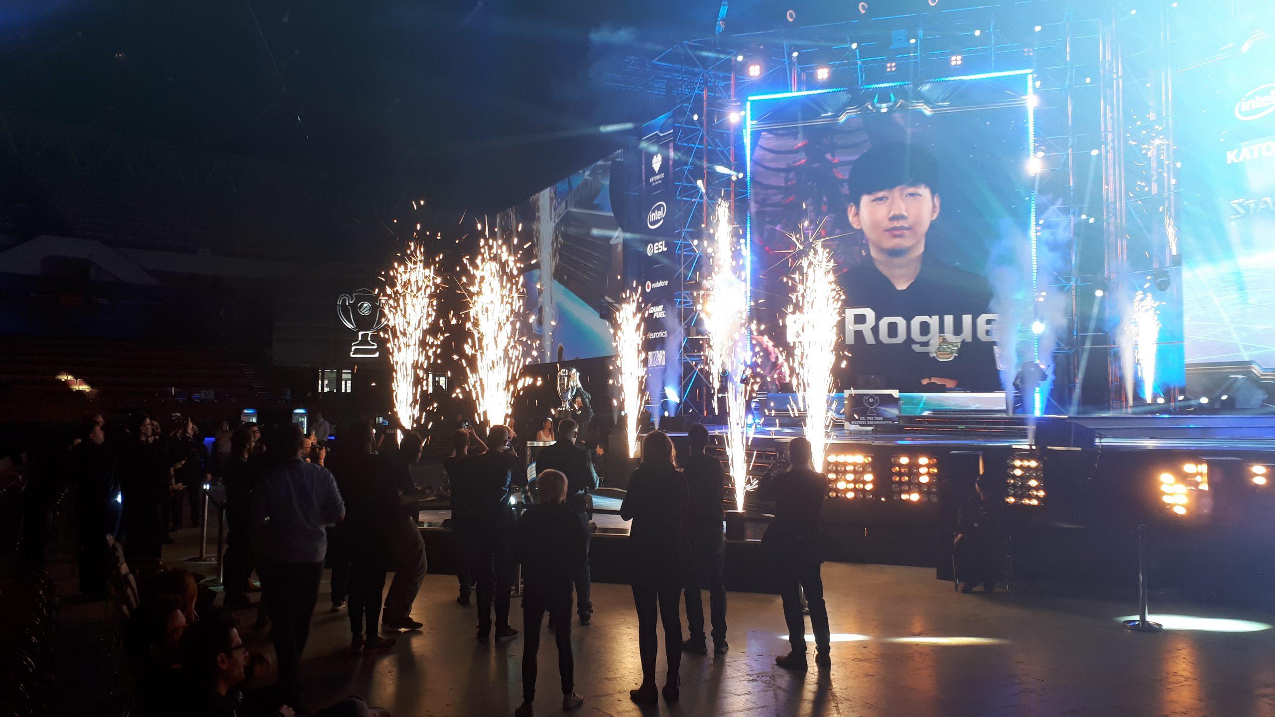 Rogue victorious at IEM Katowice