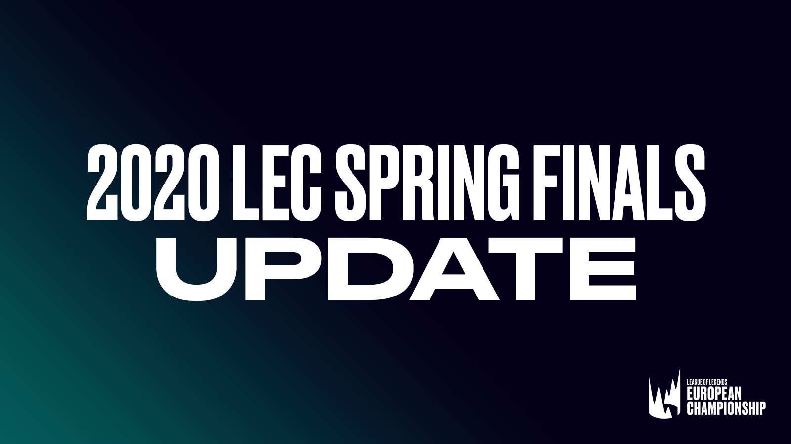 Lec Spring Finals In Budapest Cancelled As Coronavirus Concerns Plague Esports