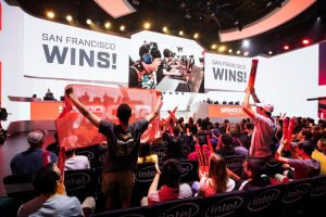 Overwatch League May Melee Concludes