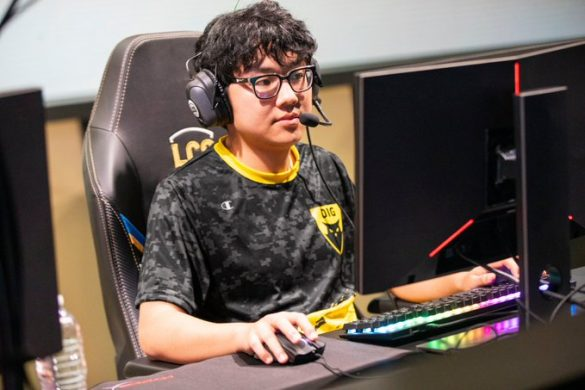 Olleh became the second player to depart Dignitas in just a matter of days as part of a host of roster changes