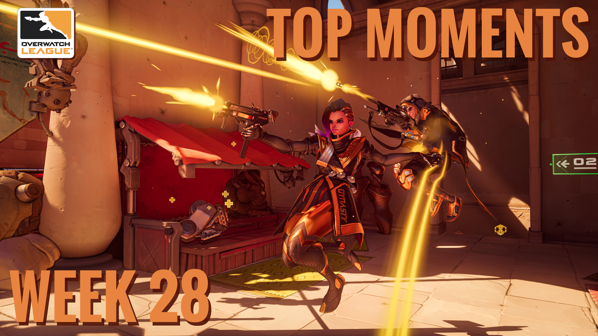 Overwatch League Top Moments Week 28