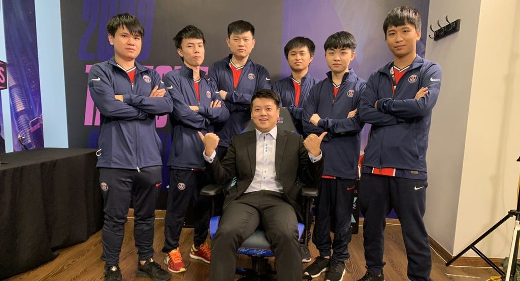 PSG Talon Upset LGD Gaming in a shock defeat earlier today