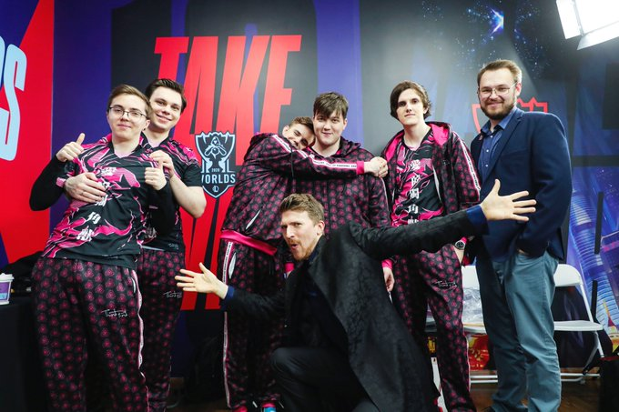 UoL were just one of the teams that advanced past the Worlds 2020 Play-ins
